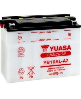 Batterie Yuasa YB16AL-A2 chez Motokristen