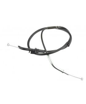 Câble d'accélérateur pour Kawasaki GPZ1100E 1995-98 / ZRX1100 / ZRX1200 (A) chez Motokristen