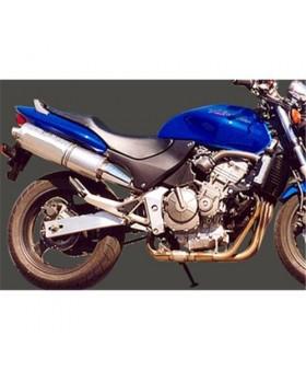 Silencieux Marving Ovale alu pour Hornet 600 2000-2002 chez MotoKristen