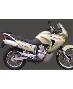 Silencieux Marving Ovale Alu pour Transalp 650 2000-2007 chez MotoKristen