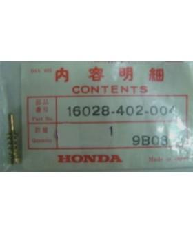 Vis de réglage de ralenti pièce d'origine pour Honda XL125S et CM125C chez Motokristen