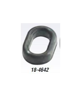 Joint Ovale section U  8,25 mm largeur x 5,8 mm extérieur chez Motokristen