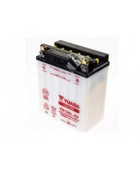Batterie Yuasa YB12AL-A2 chez Motokristen