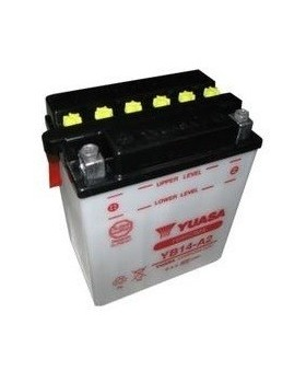 Batterie Yuasa YB14-A2 chez Motokristen